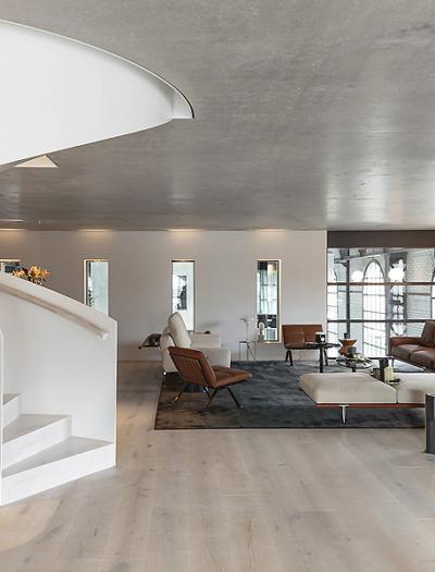 Riviera Loft in Vevey von Montalba Architects