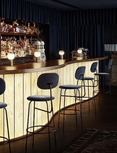 Cocktailbar Bardem in Helsinki von Studio Fyra