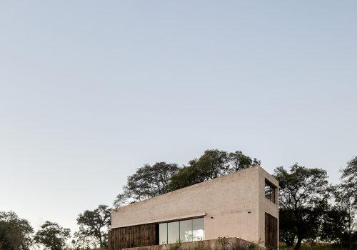 Ferienhaus in Aculco 01