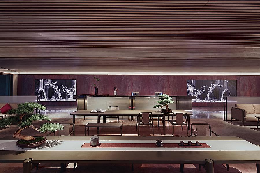 Joya Hotel in Hangzhou von Vermilion Zhou Design