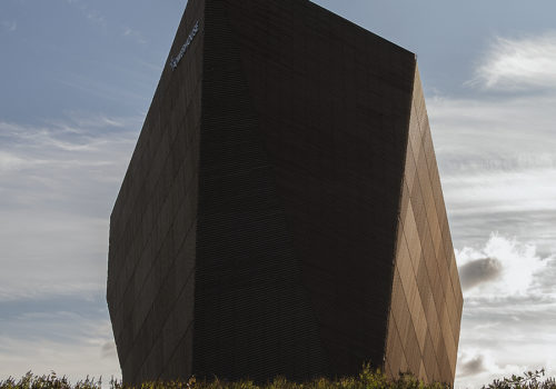 Bürogebäude in Porsgrunn 01