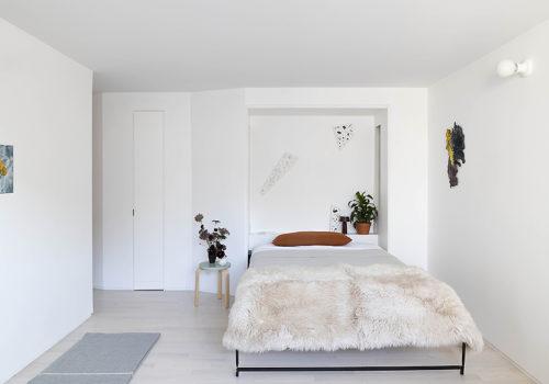 Apartment und Atelier in New York 02