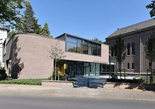 Gemeindezentrum Erlöserkirche in Bonn 03