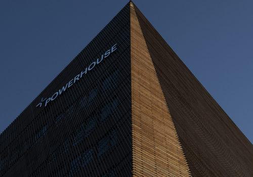 Bürogebäude in Porsgrunn 03