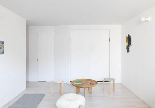 Apartment und Atelier in New York 03