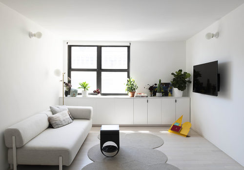 Apartment und Atelier in New York 04