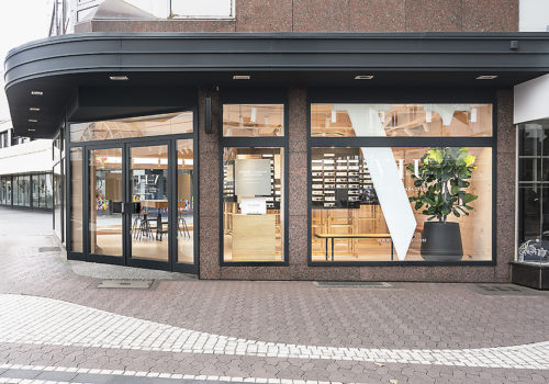 Viu Flagship-Store in Mainz 06