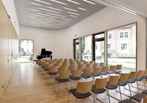 Gemeindezentrum Erlöserkirche in Bonn 08
