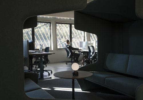 Bürogebäude in Porsgrunn 08