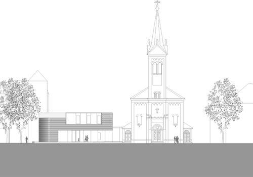 Gemeindezentrum Erlöserkirche in Bonn 14