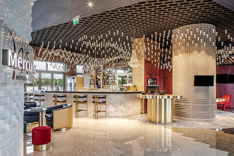 Mercure Hotel in Kaliningrad von Sundukovy Sisters Studio