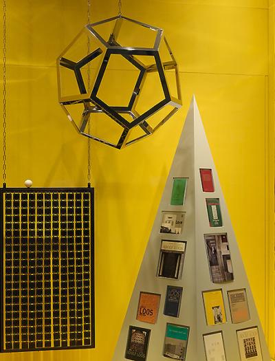 Schaufenster-Installation in Wien von Martin Feiersinger