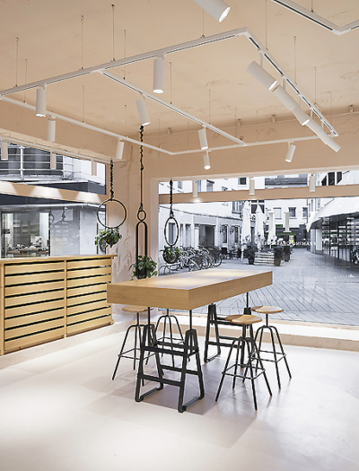Viu Flagship Store in Mainz von Fabrice Aeberhard