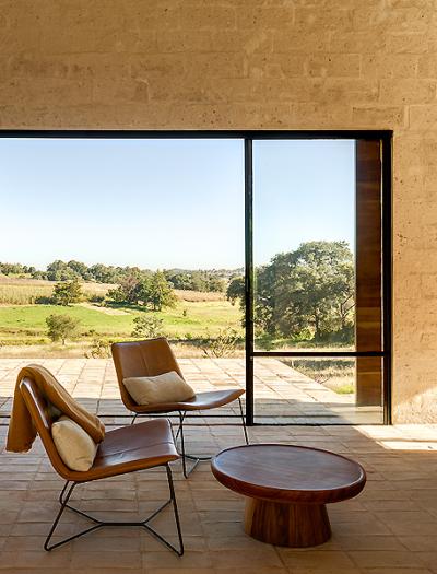 Ferienhaus in Aculco von PPAA – Pérez Palacios Arquitectos Asociados