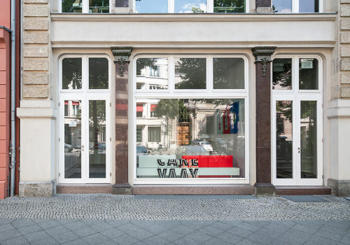 Flagship Store in Berlin 10