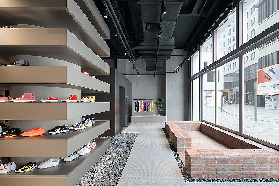 Doe Store in Shenzhen von B.L.U.E Architecture Studio