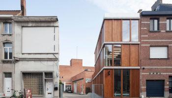 `t Atelier, dmvA architecten, Finalist AIT-Award 2020