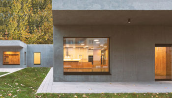 Betonoase, GRUBER + POPP ARCHITEKTEN, Finalist AIT-Award 2020