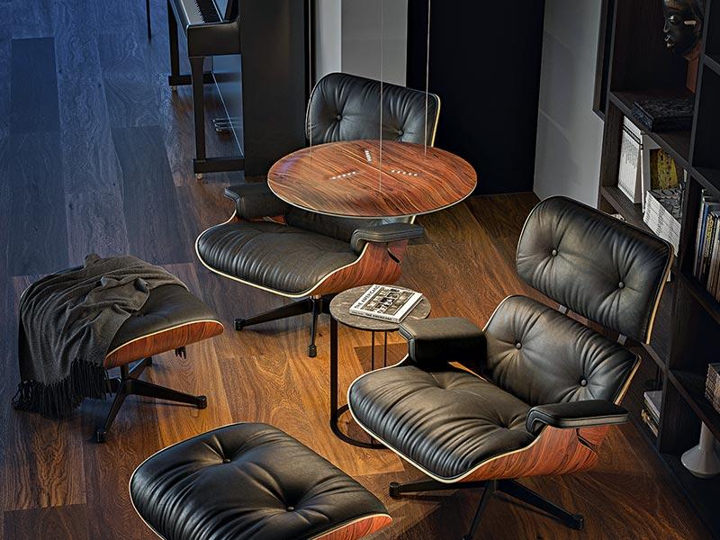 "Lighting Pad ""Lounge"" von Nimbus"