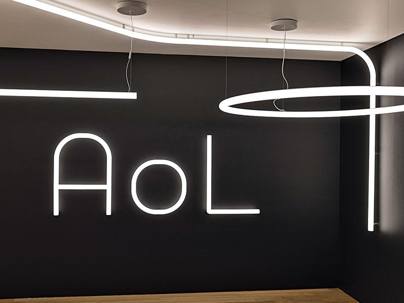 Alphabet of Light von Artemide