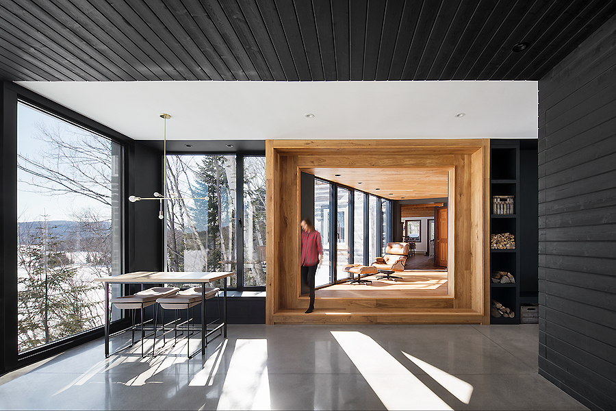 Chalet in Saint-Donat 09
