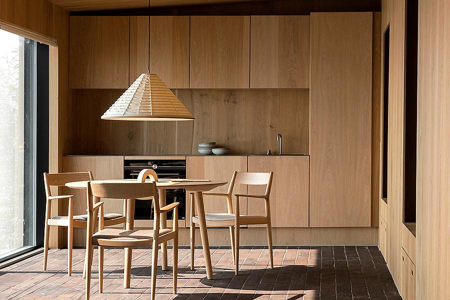 Fjord Boat House in Dänemark von Norm Architects