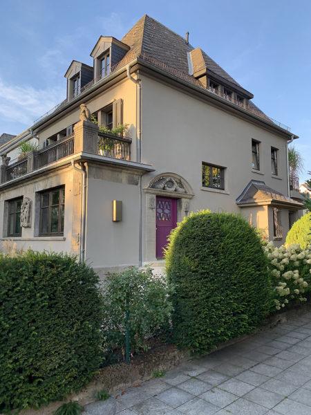 Wohnhaus und Showroom in Frankfurt am Main 01