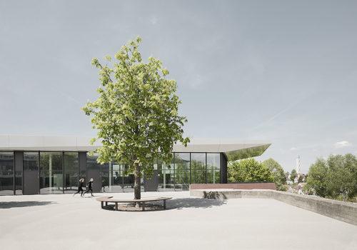 Umbau und Erweiterung des Berufsschulzentrums in Rottweil 01