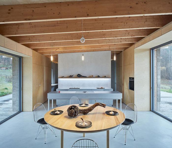 Wohnhaus in Chřiby 01
