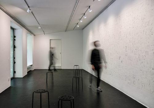 """""""No-Stop Home-Office"""" von Florian Bengert 02"""
