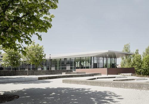 Umbau und Erweiterung des Berufsschulzentrums in Rottweil 02