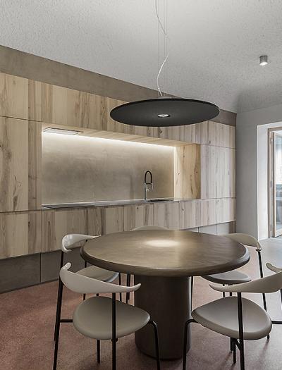 Apartment in Brixen von Daniel Ellecosta