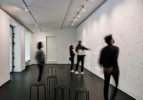 """""""No-Stop Home-Office"""" von Florian Bengert 03"""