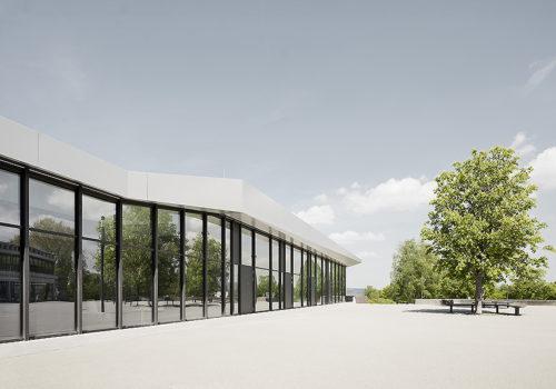 Umbau und Erweiterung des Berufsschulzentrums in Rottweil 03