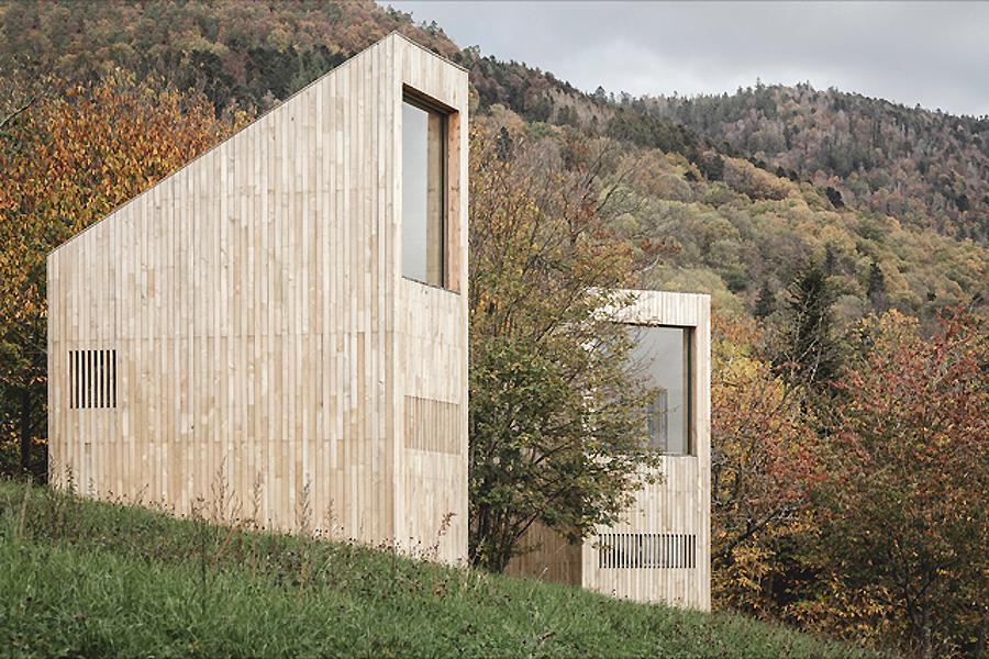 Hotel in Breitenbach von Reiulf Ramstad Arkitekter und ASP Architecture