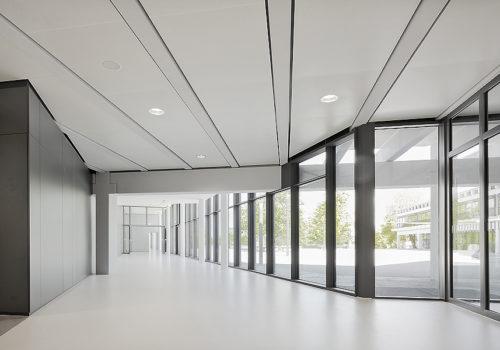 Umbau und Erweiterung des Berufsschulzentrums in Rottweil 04