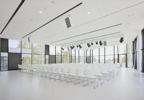 Umbau und Erweiterung des Berufsschulzentrums in Rottweil 05