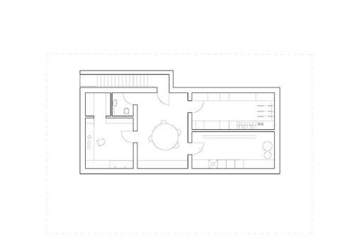 Wohnhaus in Chřiby 10