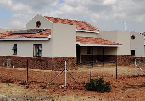 Peter Rich Architects | Motlhotlo Resettlement Programme