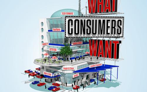 Über die Zukunft des Shoppings