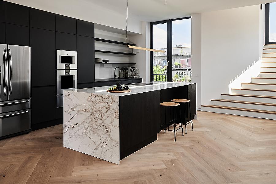 Penthouse in Berlin von Sarah-Inti Ohl und Leonie Olivia Schima