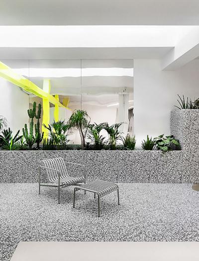 Apartment in Paris von Ubalt Architectes