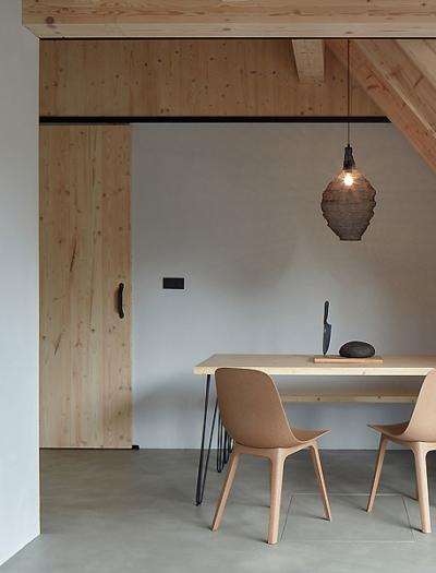 Wohnhaus in Georgenthal von Mjölk architekti