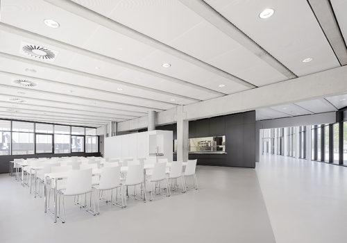 Umbau und Erweiterung des Berufsschulzentrums in Rottweil 08