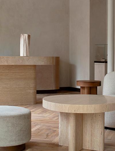 Flagship Store in Kopenhagen von Norm Architects