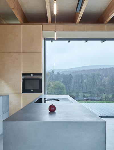 Haus in Tschechien von Lina Bellovicova