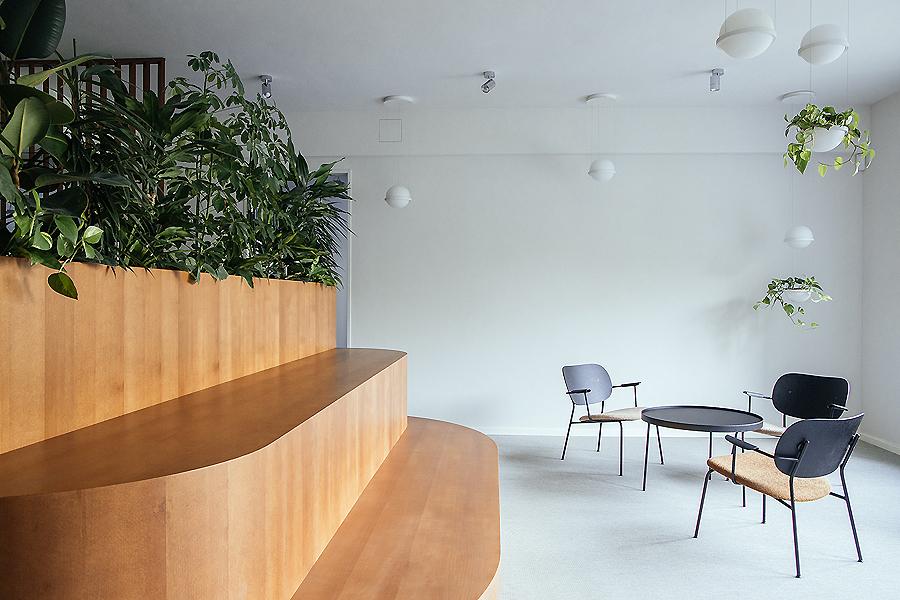 Büro in München von INpuls