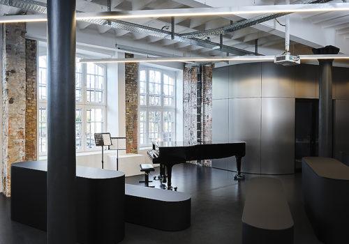 Büro in Berlin von Hülle & Fülle 04