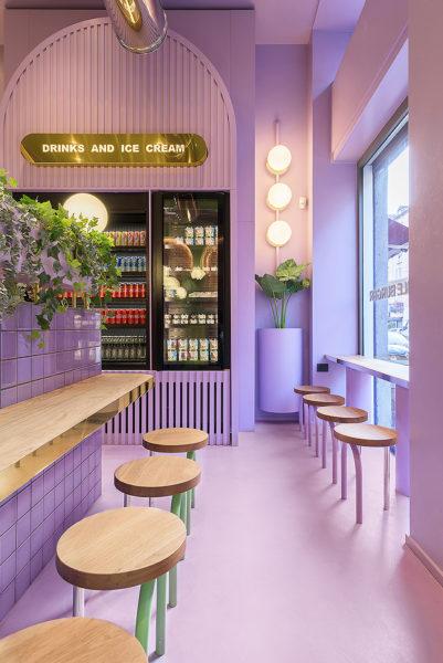 Restaurant in Mailand 01