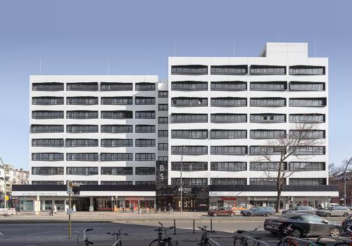 Büro- und Geschäftshaus in Berlin 02